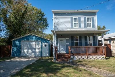 Richmond Single Family Home For Sale: 1818 National Street