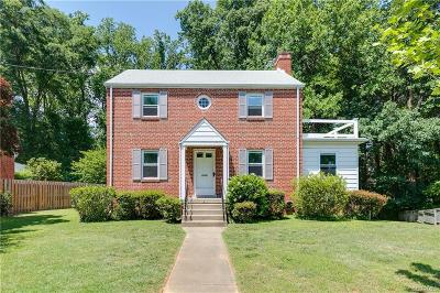 Richmond Single Family Home For Sale: 4105 Forest Circle