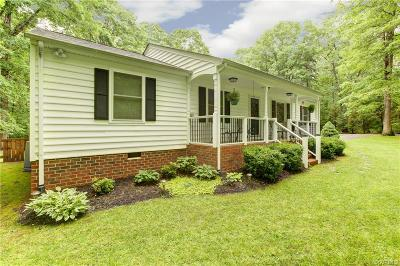 Bumpass Single Family Home For Sale: 2871 Holly Grove Drive