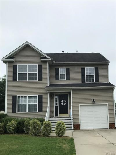 Chesterfield County Rental For Rent: 13331 Castlewellan