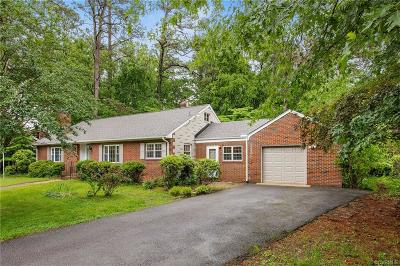 Hopewell Single Family Home For Sale: 505 Mansion Drive