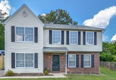 Richmond Single Family Home For Sale: 5942 Derrymore Court