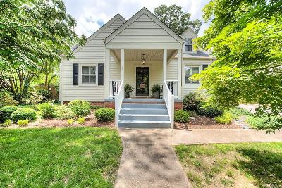 Henrico County Single Family Home For Sale: 1408 Forest Avenue