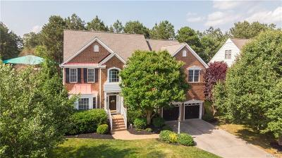 Henrico County Single Family Home For Sale: 11628 Shadow Run Lane