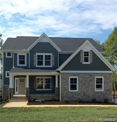 Chesterfield Single Family Home For Sale: 8467 Timberstone Drive