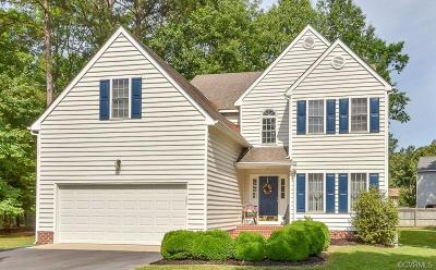 Mechanicsville Single Family Home For Sale: 11195 Lesfield Court