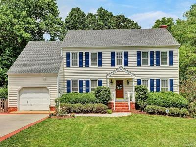 Henrico Single Family Home For Sale: 10420 Kings Grant Drive