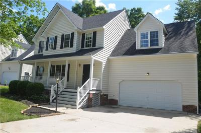 Henrico County Single Family Home For Sale: 5417 Wintercreek Drive