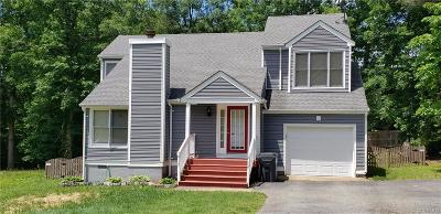 North Chesterfield Single Family Home For Sale: 1607 Winters Hill Circle