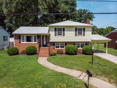 Hopewell Single Family Home For Sale: 3305 Saint Charles Street