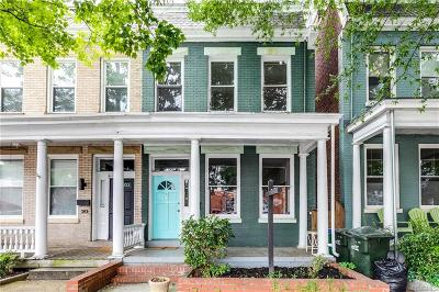 Richmond Single Family Home For Sale: 18 S Addison Street