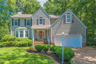 Henrico Single Family Home For Sale: 2919 Stonebriar Place