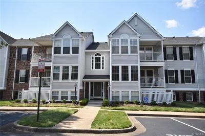 Henrico County Condo/Townhouse For Sale: 9352 Castle York Court #2108