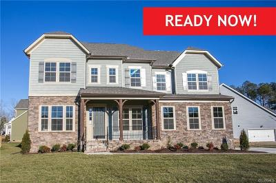 Midlothian Single Family Home For Sale: 15548 Sultree Drive