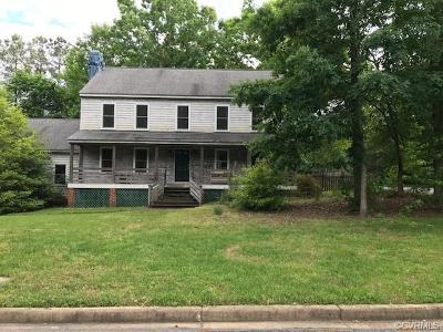 Henrico Single Family Home For Sale: 11105 Brewer Court