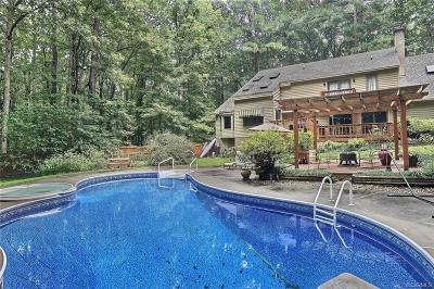 Powhatan County Single Family Home For Sale: 2100 Huguenot Springs Road