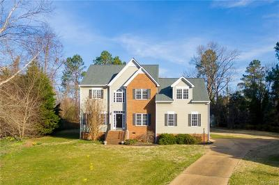 Henrico County Single Family Home For Sale: 9632 Gaslight Place