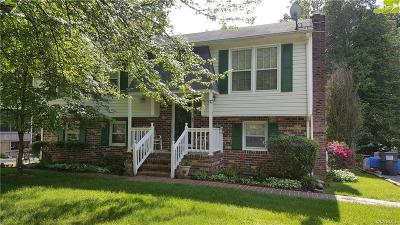 South Chesterfield Single Family Home For Sale: 16408 Chinook Drive