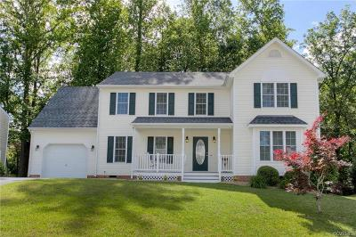 Midlothian Single Family Home For Sale: 12619 Village School Lane