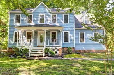 Chesterfield Single Family Home For Sale: 7600 Flag Tail Drive