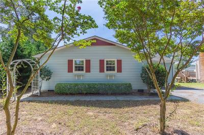 Middlesex County Single Family Home For Sale: 708 Shore Drive