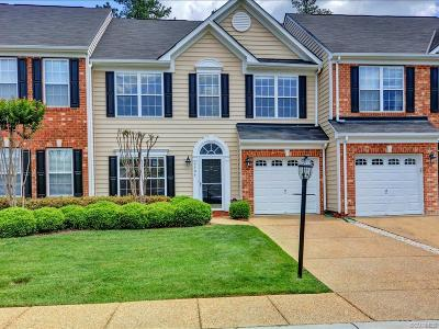 Chesterfield County Condo/Townhouse For Sale: 6304 Eagles Crest Lane