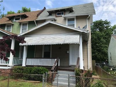 Single Family Home For Sale: 3114 5th Avenue