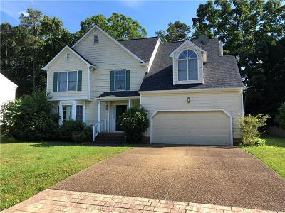 Henrico County Single Family Home For Sale: 4532 Cedar Forest Road