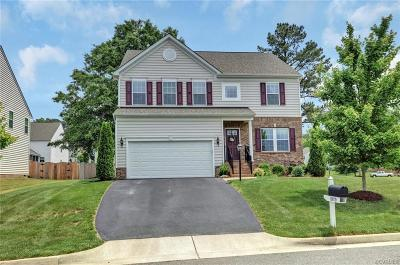 Mechanicsville Single Family Home For Sale: 10020 Pollen Drive