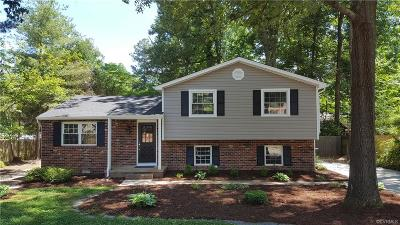 Chester Single Family Home For Sale: 2123 Unicorn Lane