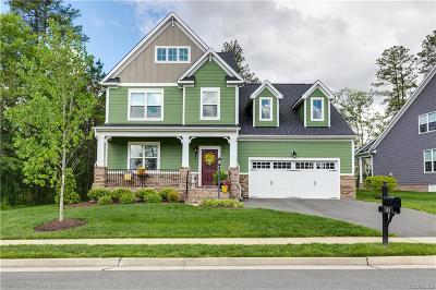 Glen Allen Single Family Home For Sale: 7188 Yare Street