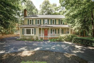 Glen Allen Single Family Home For Sale: 10001 Christiano Drive