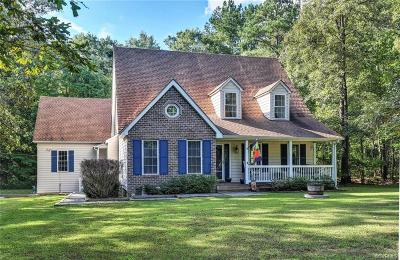 Powhatan County Single Family Home For Sale: 2220 Westwood Pine Drive