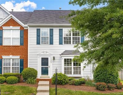 Henrico Single Family Home For Sale: 9808 Magnolia Pointe Circle