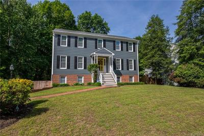 Chesterfield Single Family Home For Sale: 2502 Corryville Court