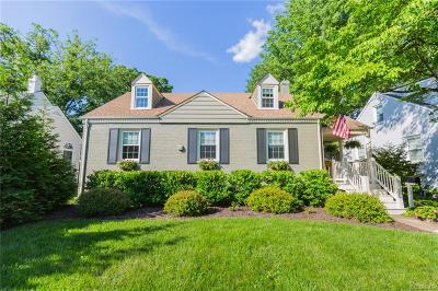 Richmond Single Family Home For Sale: 4808 Bromley Lane