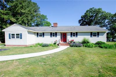 Single Family Home Sold: 104 West Drive