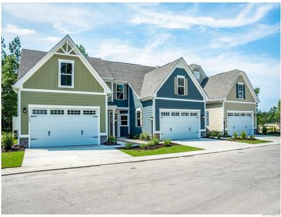 Chesterfield County Condo/Townhouse For Sale: 10525 Braden Townes Court #LB