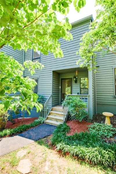 Chesterfield County Condo/Townhouse For Sale: 9511 Groundhog Drive