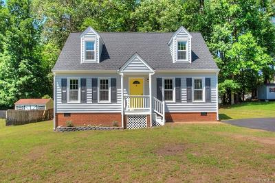 Chesterfield Single Family Home For Sale: 16106 Tipton Court