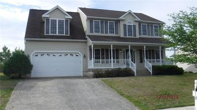 Ruther Glen Single Family Home For Sale: 10624 Gallant Fox Way