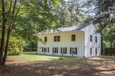 Middlesex County Single Family Home For Sale: 12190 Tidewater Trail