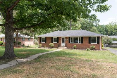 Henrico Single Family Home For Sale: 4301 Longleaf Drive