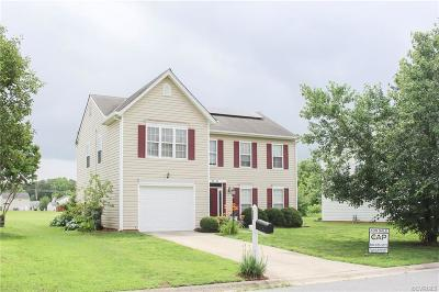 Henrico Single Family Home For Sale: 6425 Goldenrod Court