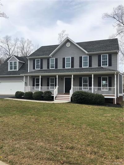 Chester VA Single Family Home For Sale: $289,950