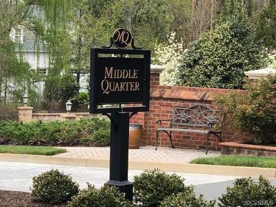 Henrico Land For Sale: 221 Middle Quarter Lane