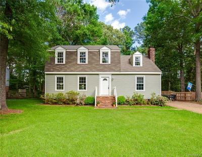 Henrico Single Family Home For Sale: 2515 Lauderdale Drive