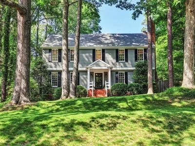 Henrico County Single Family Home For Sale: 8702 Shadow Lane