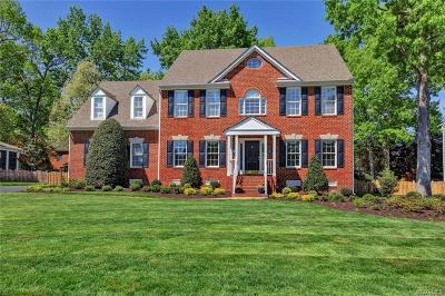 Henrico County Single Family Home For Sale: 5624 Belstead Lane