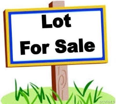 Richmond Land For Sale: 1608 Mechanicsville Turnpike